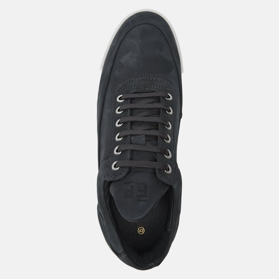 LOW TOP RIPLE CAIRO - Shoes - DARK BLUE - 8